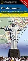 National Geographic DestinationMap Rio De Janeiro: City Map & Travel Guide (National Geographic Destination City Map)