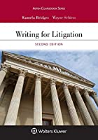 Writing for Litigation (Aspen Casebook)
