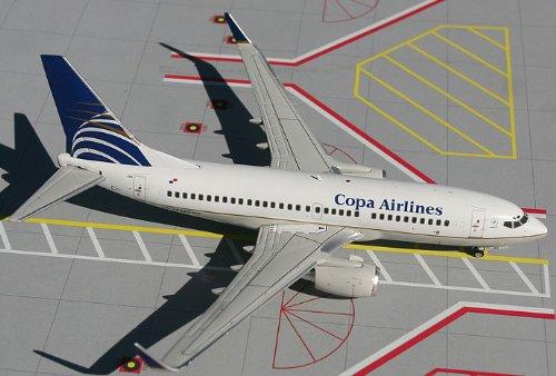 1: 200 ジェミニジェット Copa ボーイング 737-700 (並行輸入)