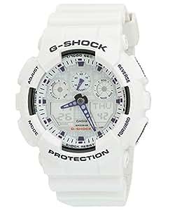 [カシオ]CASIO Gショック G-SHOCK 腕時計 アナデジ GA100A-7A メンズ [逆輸入]