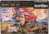 Axis and Allies Europe 1940 Board Game by Avalon Hill [Toy] [並行輸入品]