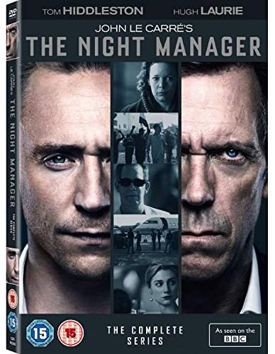 The Night Manager ナイト・マネージャー (英語のみ)[PAL-UK] [DVD][Import]