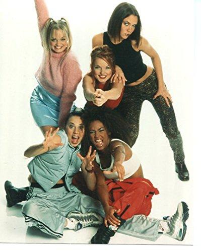スパイス・ガールズ Spice Girls 36046 写真 25X20cm