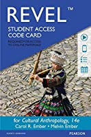REVEL for Cultural Anthropology - Access Card (14th Edition) [並行輸入品]