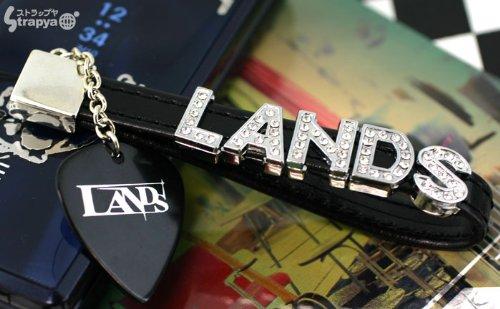 ≪KAT-TUN 赤西仁/主演:映画「BANDAGE/バンデイジ」≫【LANDS公式アイテム】ピック付き携帯ストラップ