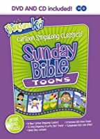 Sunday Bible Toons [DVD] [Import]