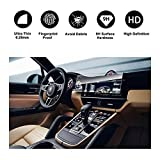 2019 Porsche Cayenne 12.3Inch Display Navigation Screen Protector, R RUIYA HD Clear Tempered Glass Screen Guard Shield Scratch-Resistant Ultra HD Extreme Clarity