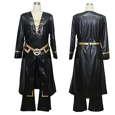 ジョジョの奇妙な冒険 レオーネ・アバッキオ 風 コスプレ衣装