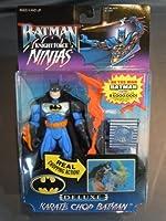 Batman Nightforce Ninjas Karate Chop Batman