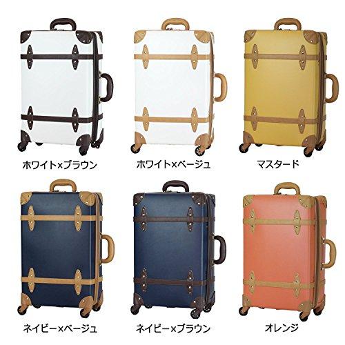 MOIERG(モアエルグ) 軽量 キャリーバッグ 容量UP YKK使用 キャリーケース スーツケース 3年保証