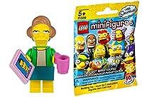 レゴ(LEGO) ミニフィギュア ザ・シンプソンズ シリーズ2 エドナ・クラバーベル先生|LEGO Minifigures The Simpsons Series2 Edna Krabappel 【71009-14】