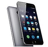 Meizu MX4 Pro 32GB 5.5 inch 4G Unlocked Octa Core NFC OTG RAM 3GB 20.7MP 3350mAh Battery Exynos 5430 Flyme 4.1 Smartphone, FDD-LTE & WCDMA & GSM (Grey) [並行輸入品]