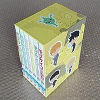 BD モブサイコ100 全6巻 初回生産限定盤 Blu-ray ブルーレイ 特典 アニメイト 全巻収納BOX ボックス シール ライナーノーツ
