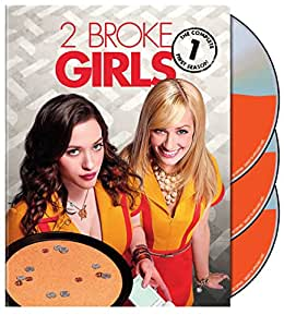 2 Broke Girls: First Season [DVD] [Import]
