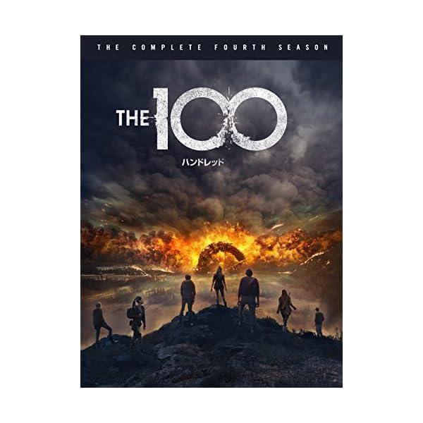 THE100/ハンドレッド <フォース・シーズン...の商品画像