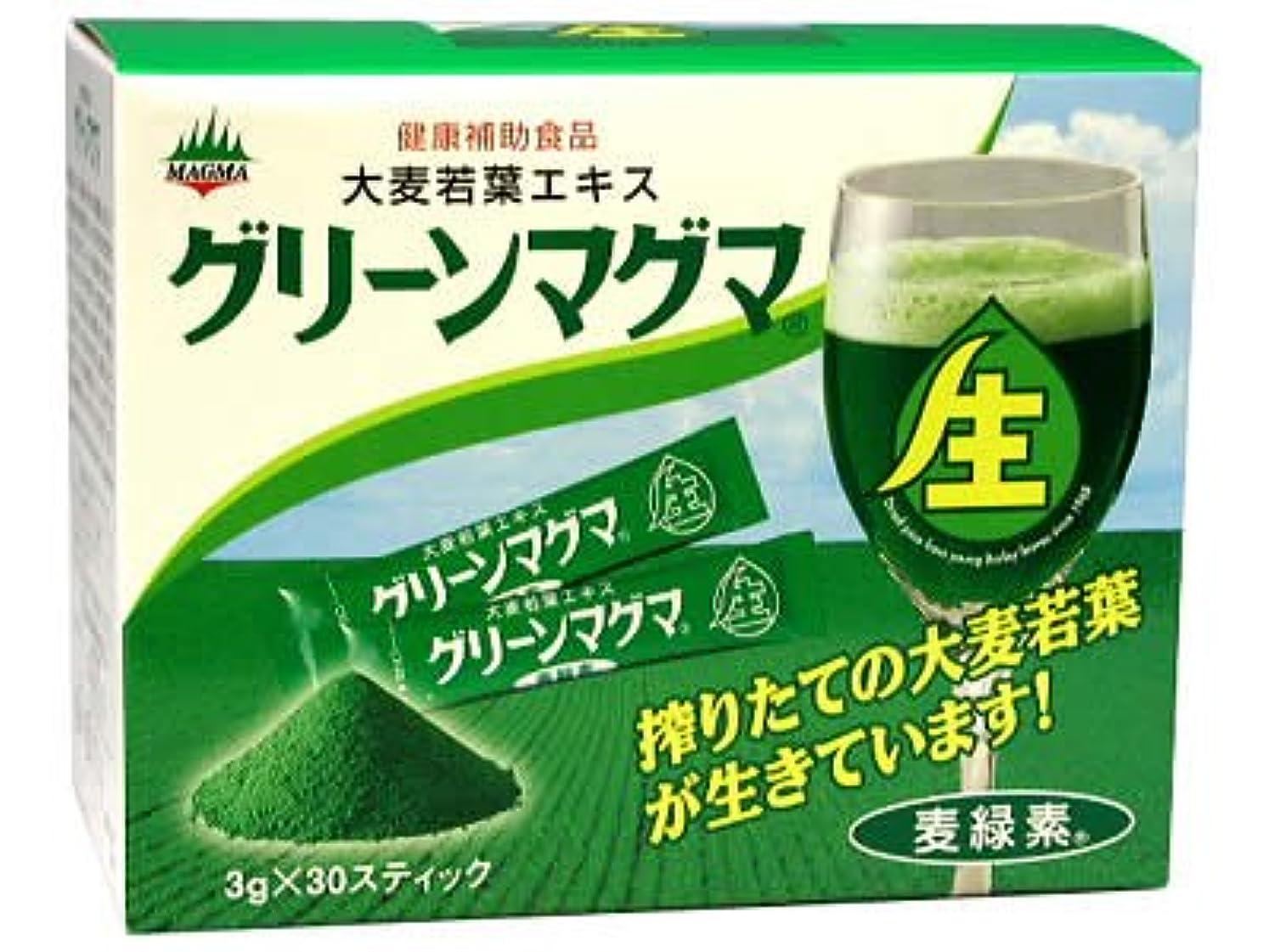 化学者ブロックシンプトン日本薬品開発 グリーンマグマST 3gx30P
