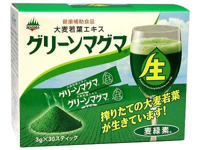 日本薬品開発 グリーンマグマ