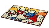 Sanrio(サンリオ) 70'sキャラクター マイメロディ ハローキティ パティ&ジミー キキララ バスマット[SB-180] 100221003201-01-01