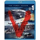 V [ビジター] 〈ファースト・シーズン〉Vol.1 [Blu-ray]