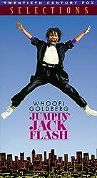 Jumpin' Jack Flash [VHS] [Import]