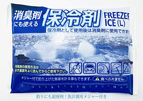 アイスジャパン『FREEZER ICE 消臭タイプ NCR』