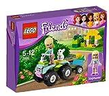 レゴ フレンズ  カラフルジープ 3935
