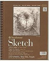 Strathmore Series 400 Sketch Pads (23cm . x 30cm .) 1 pcs sku 1830031MA