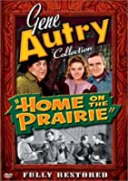 Gene Autry Collection: Home on Prairie [DVD] [Import]
