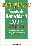Gault Millau Weinguide Deutschland 2007. 2 Bde