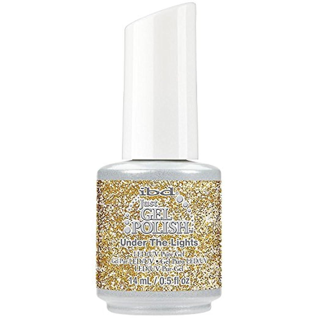無意味ボイコット居間ibd Just Gel Polish - Diamonds+Dreams Collection - Under the Lights - 14 mL / 0.5 oz