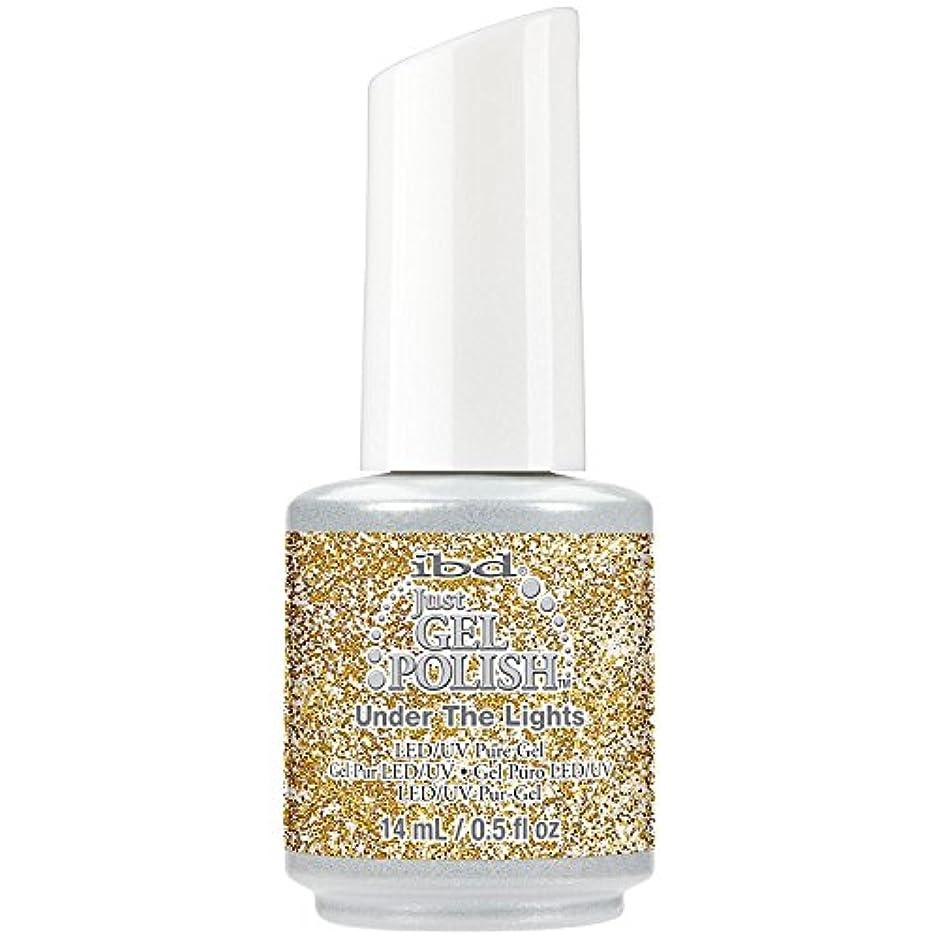 あまりにも勝利行政ibd Just Gel Polish - Diamonds+Dreams Collection - Under the Lights - 14 mL / 0.5 oz