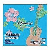 Hanalei / ハナレイ HBN-UK ウクレレ弦セット