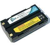 Trimble 5700 互換バッテリー : Trimble TR-R8 GPS バッテリー対応 (2200mAh, 7.4V, リチウムイオン)