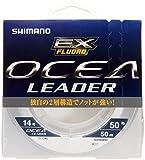 シマノ(SHIMANO) ショックリーダー オシア EX フロロカーボン 50m 14号 50lb クリア CL-O36L