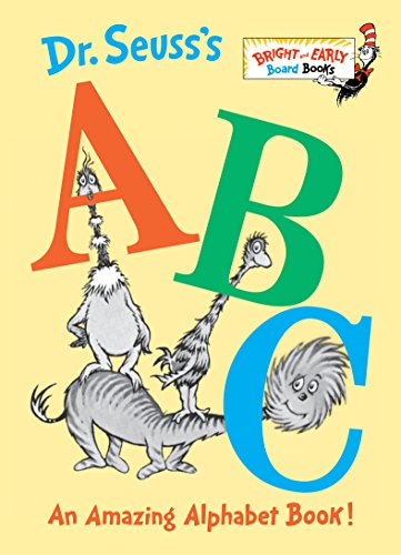 Dr. Seuss's ABC: An Amazing Alphabet Book! (Bright & Early Board Books(TM))の詳細を見る