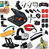 Best Xtechビデオカメラ - Xtech? ACCESSORIES KIT For Hero 3 Includes: Head Review