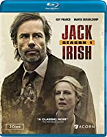 Jack Irish: Season 1 [Blu-ray] [Import]