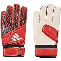 Adidas Aceトレーニングゴールキーパーグローブ手袋 – 大人 – ソーラーレッド/ブラック – サイズ11