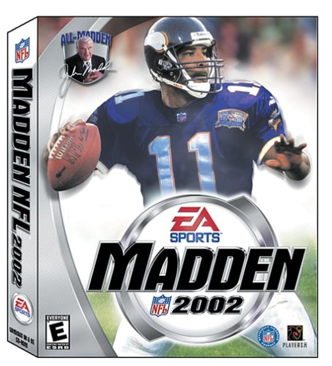 のり本能複合Madden NFL 2002 (輸入版)