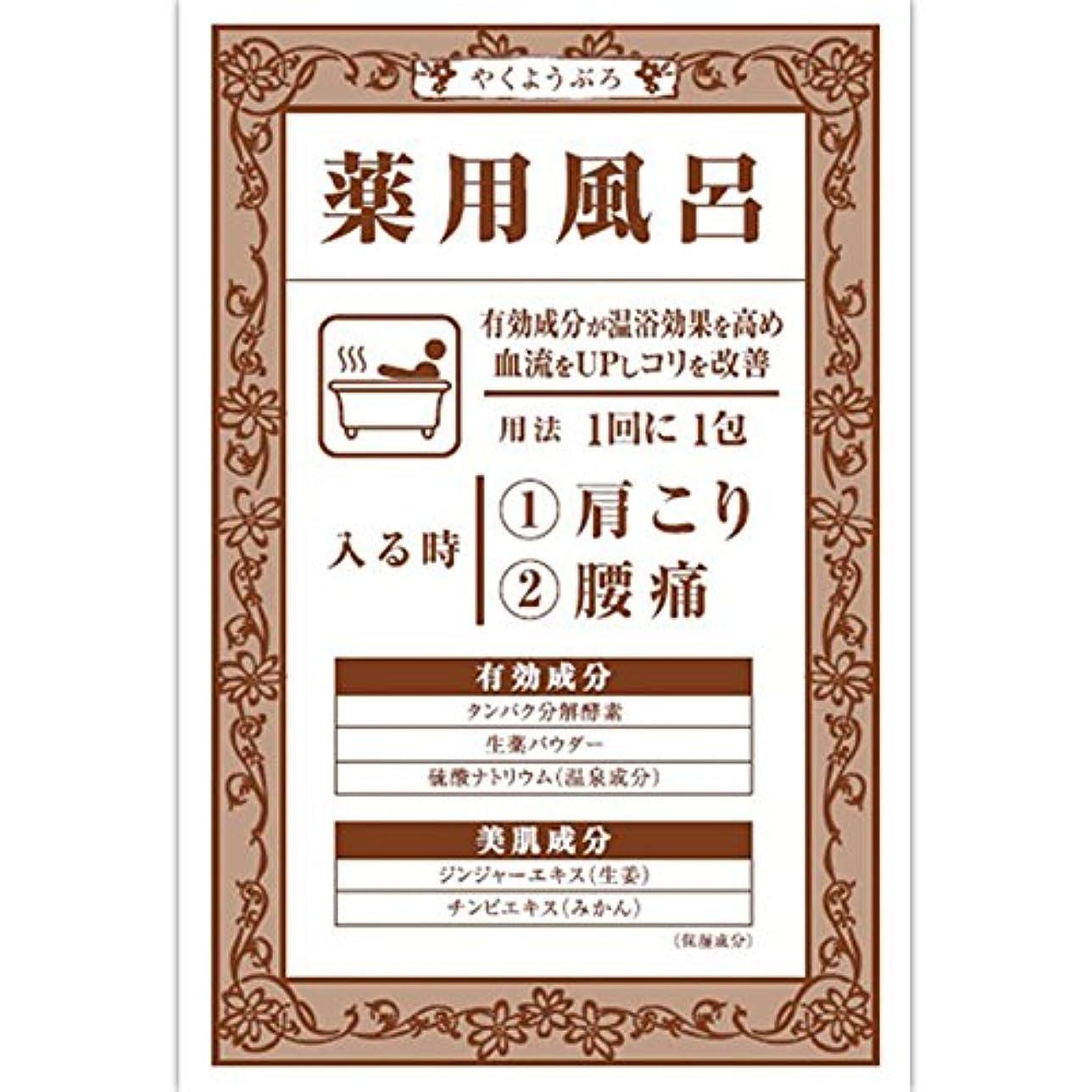 り休日設計大山 薬用風呂KKa(肩こり?腰痛) 40G(医薬部外品)