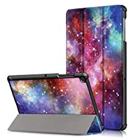 Galaxy Tab S5E 10.5 フリップカバー 高耐久 硬質 子供に安全 カバー PU 塗装ケース 保護付き ウルトラスリム シェル 自動ウェイク/スリープ機能付き Samsung Galaxy TAB S5e 10.5インチ SM-T720/T725 タブレット用