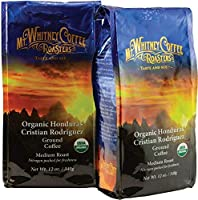 Mt. Whitney Coffee Roasters Organic Honduras Cristian Rodriguez (Ground), 2 Pack (12oz)