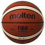 molten(モルテン) バスケットボール GL7X BGL7X オレンジ×アイボリー 7号球