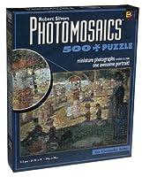 Robert Silvers 500-piece Photomosaics Jigsaw Puzzle: LaGrande Jatte