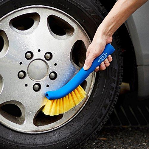 GORDON MILLER 洗車ブラシ やわらか ホイール用...
