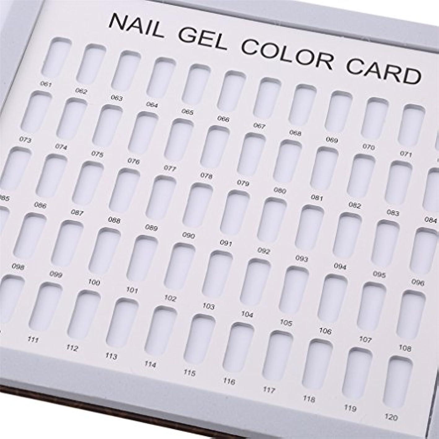 揮発性じゃがいもマイクロフォンLJSLYJ 120色 シンプルでスタイリッシュ サンプル帳 カラーチャート ブック ネイルマニキュアカラー色見本 ネイルジェルカードボックス,コーヒーローズ模様