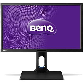 BenQ 23.8インチワイド 高解像度モデル (2560×1440/IPSパネル/DisplayPort搭載/オートアイプロテクトセンサー) BL2420PT
