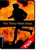 The Thirty-nine Steps (Oxford Bookworms Library) CD Pack