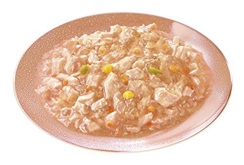 グラン・デリ 銀のさら パウチ ジュレ 緑黄色野菜・チーズ入り 80g×10個入り