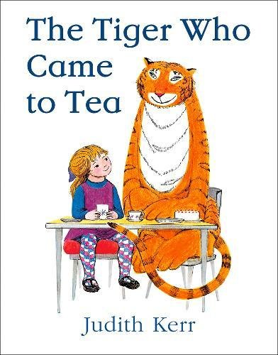 The Tiger Who Came to Teaの詳細を見る